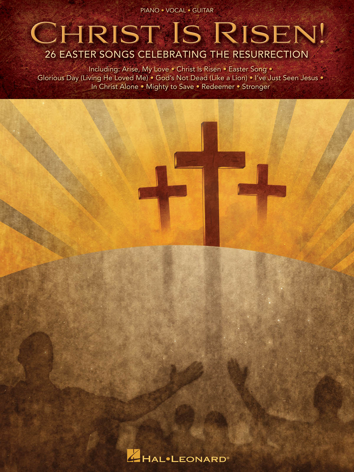 Christ Is Risen: Piano  Vocal and Guitar: Mixed Songbook