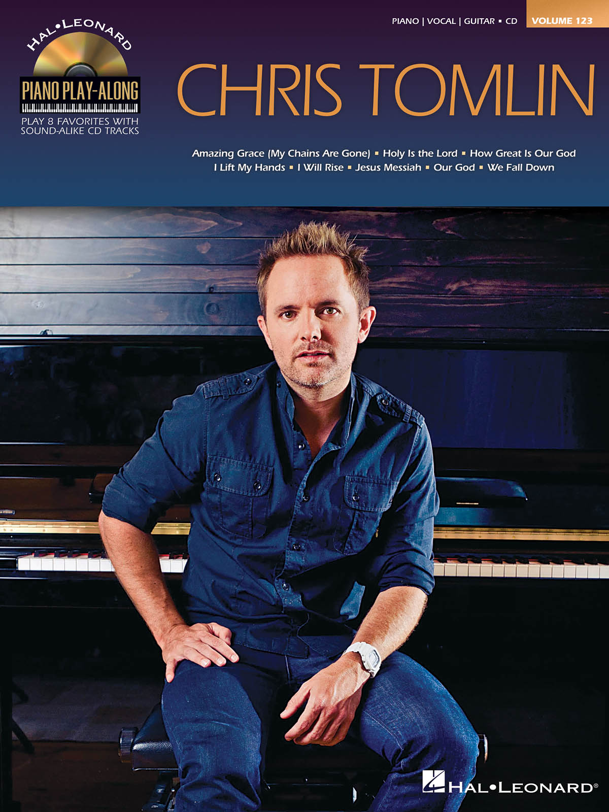 Chris Tomlin: Piano: Instrumental Album
