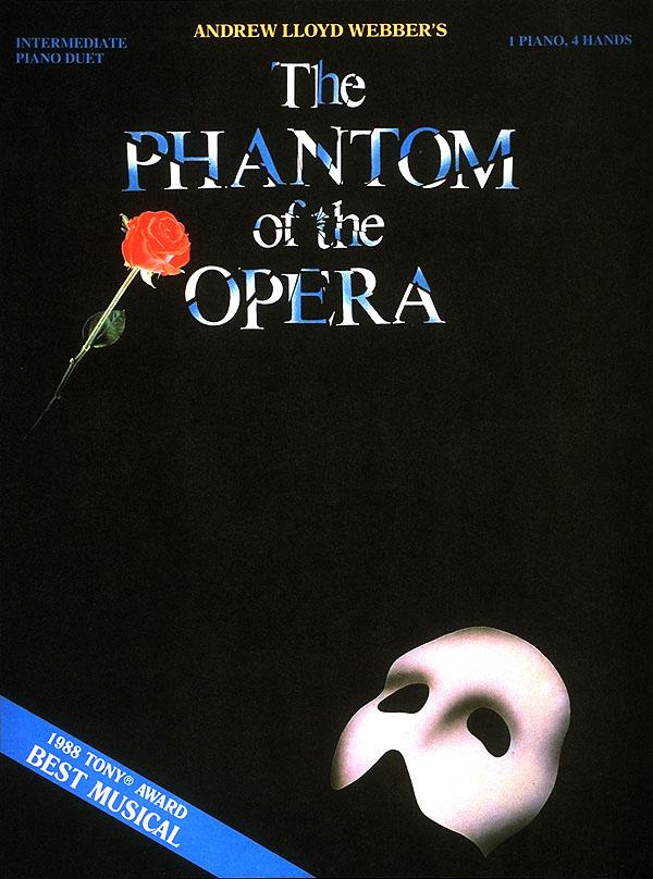 Andrew Lloyd Webber: Phantom of the Opera - Andrew Lloyd Webber: Piano: