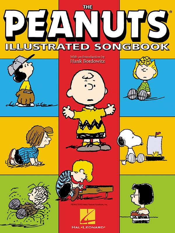 Vince Guaraldi: The Peanuts÷ Illustrated Songbook: Piano: Instrumental Album