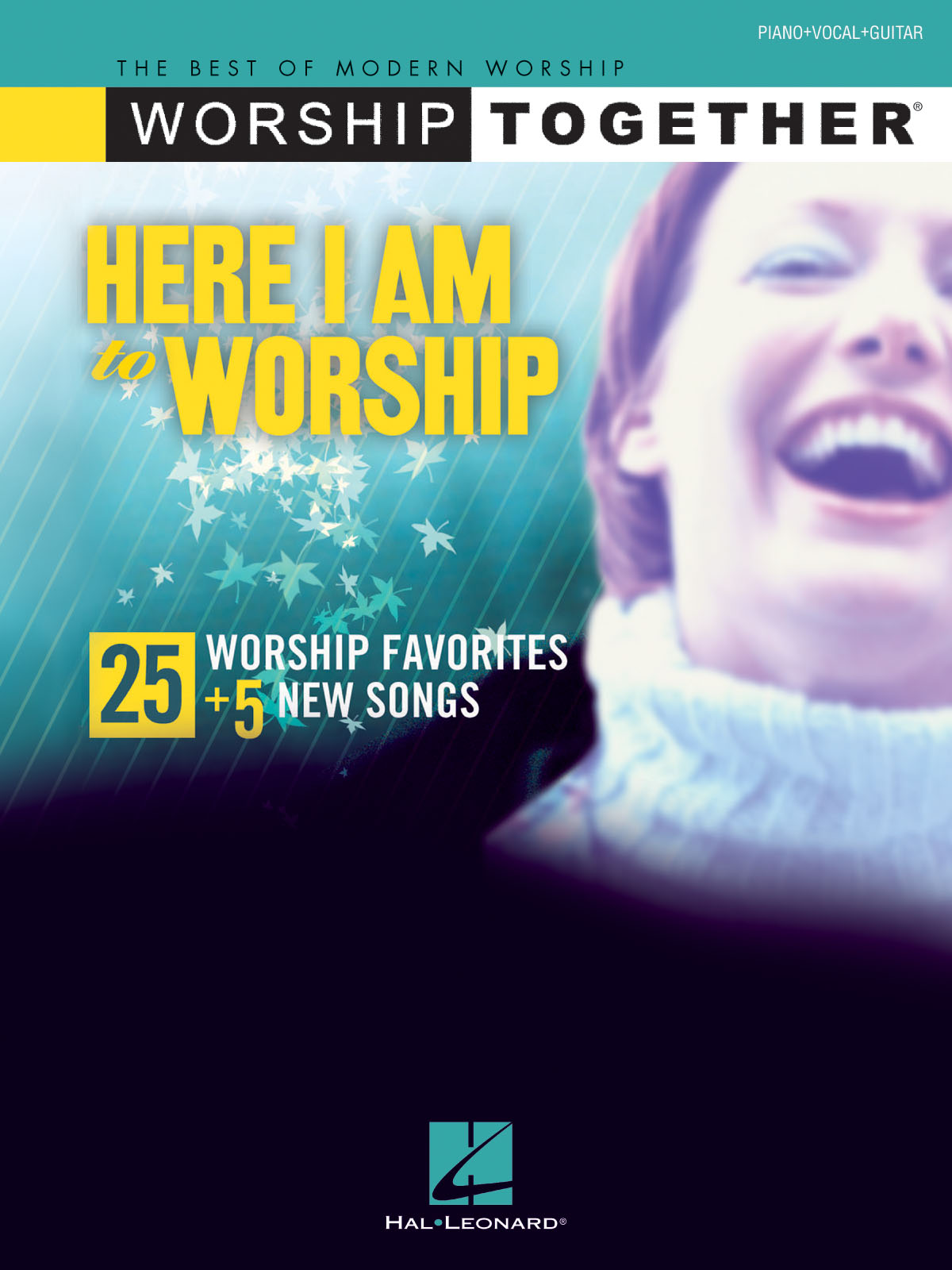 Worship Together: Here I Am to Worship: Piano  Vocal and Guitar: Mixed Songbook