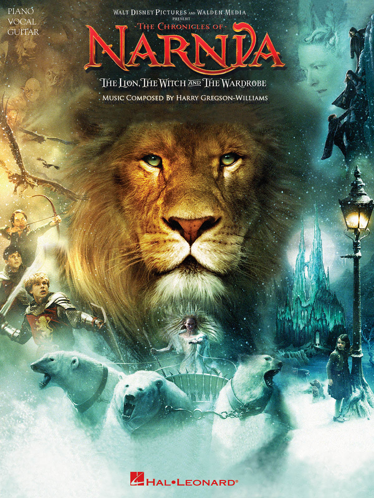 Harry Gregson-Williams: The Chronicles Of Narnia: Piano  Vocal and Guitar: Mixed