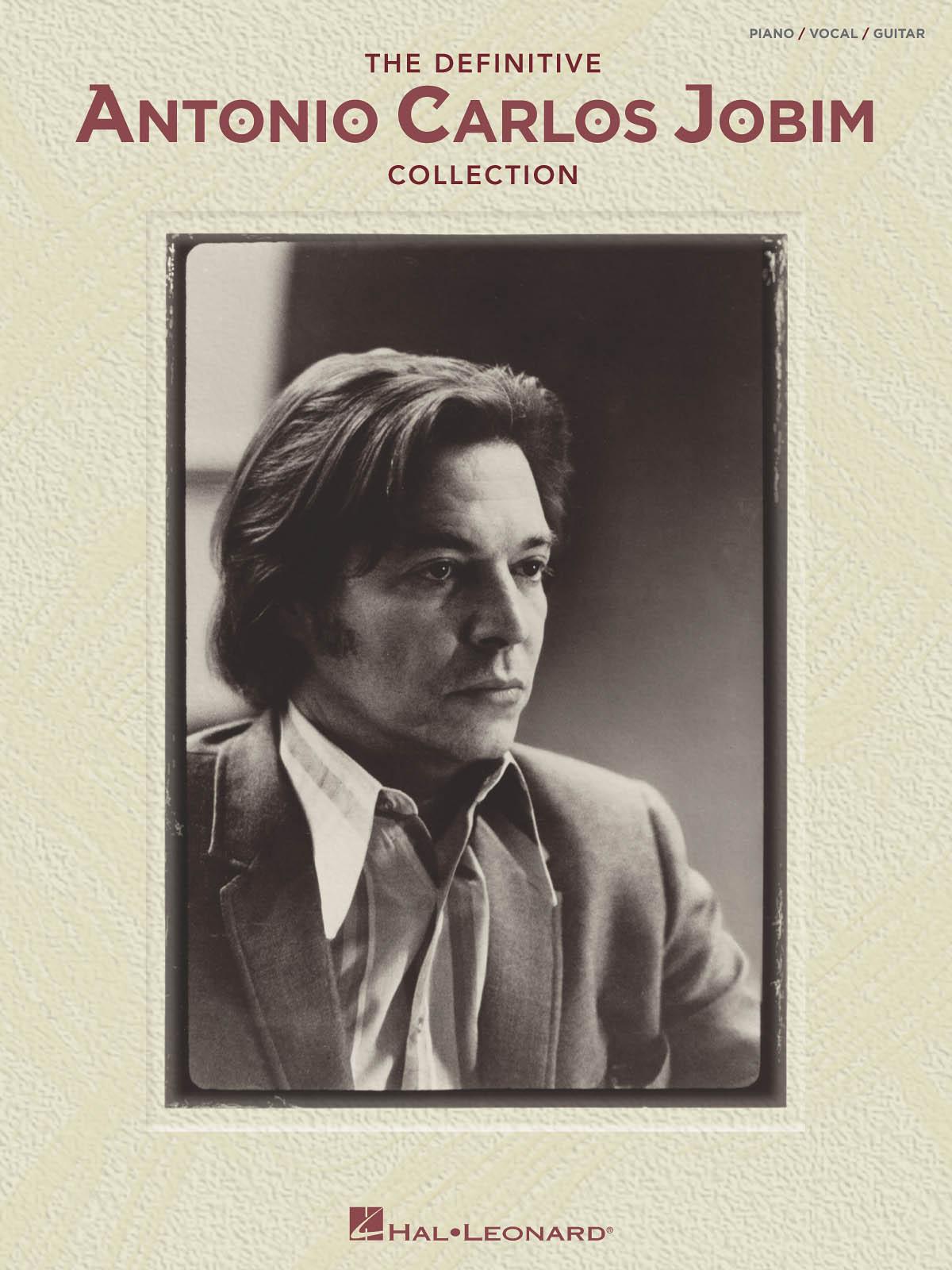 Antonio Carlos Jobim: The Definitive Antonio Carlos Jobim Collection: Piano