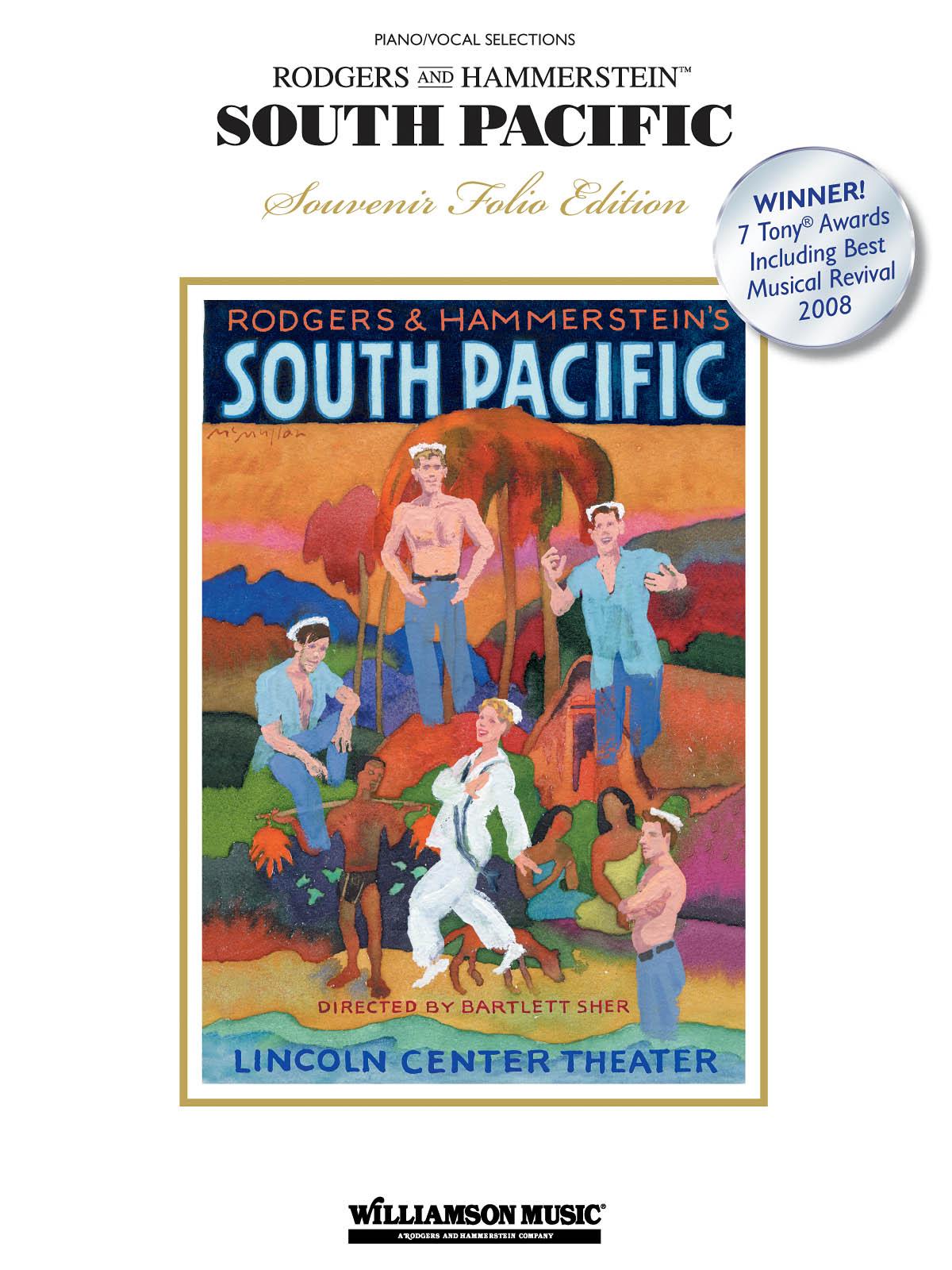 Oscar Hammerstein II Richard Rodgers: South Pacific: Souvenir Folio Edition: