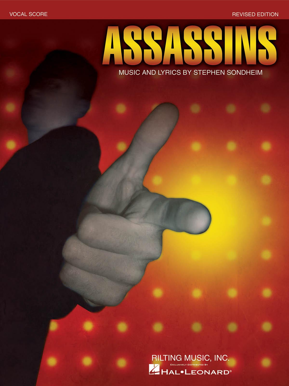 Stephen Sondheim: Stephen Sondheim - Assassins: Vocal Solo: Vocal Score