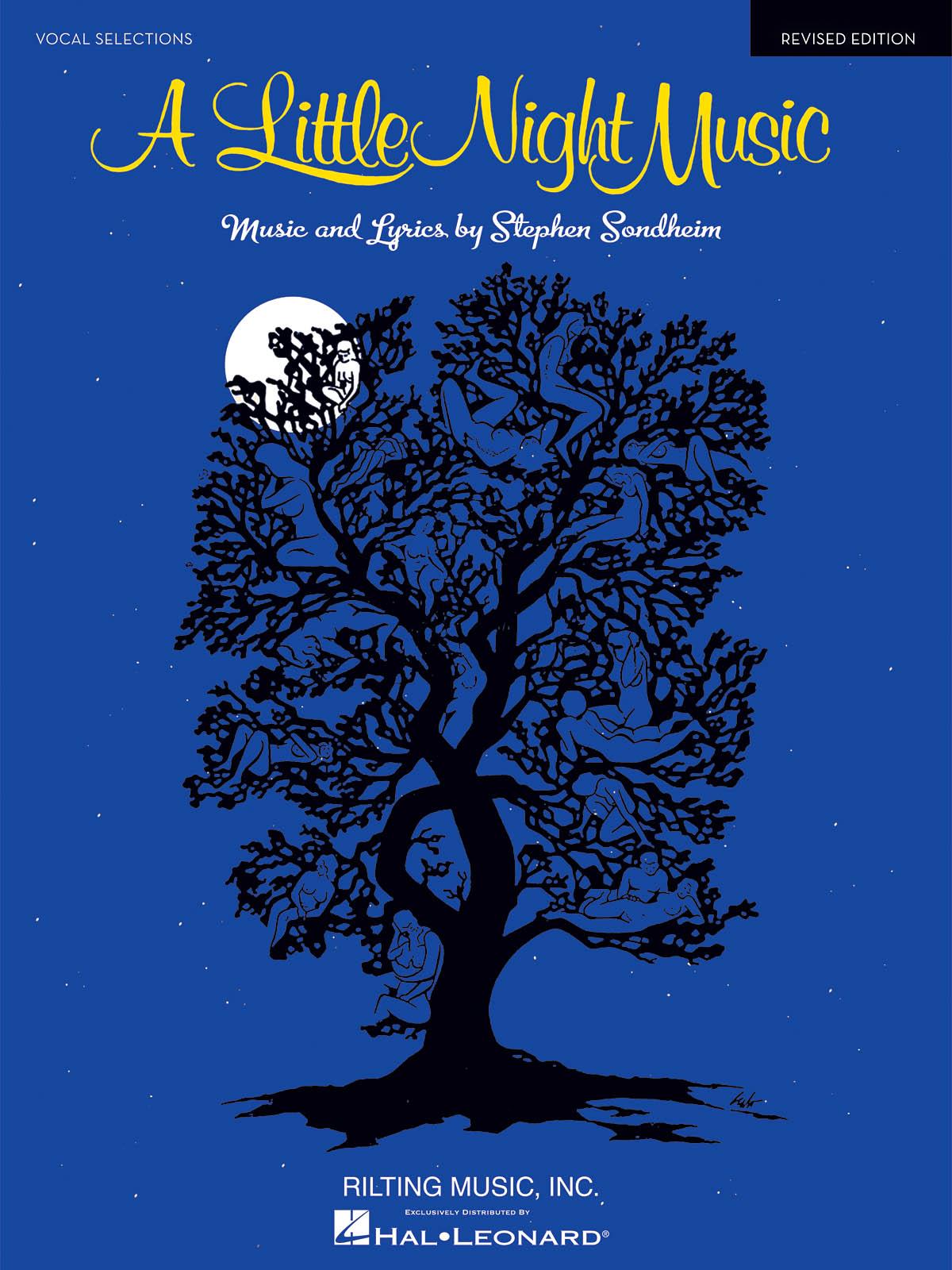 Stephen Sondheim: A Little Night Music - Vocal Selections: Piano: Vocal Album