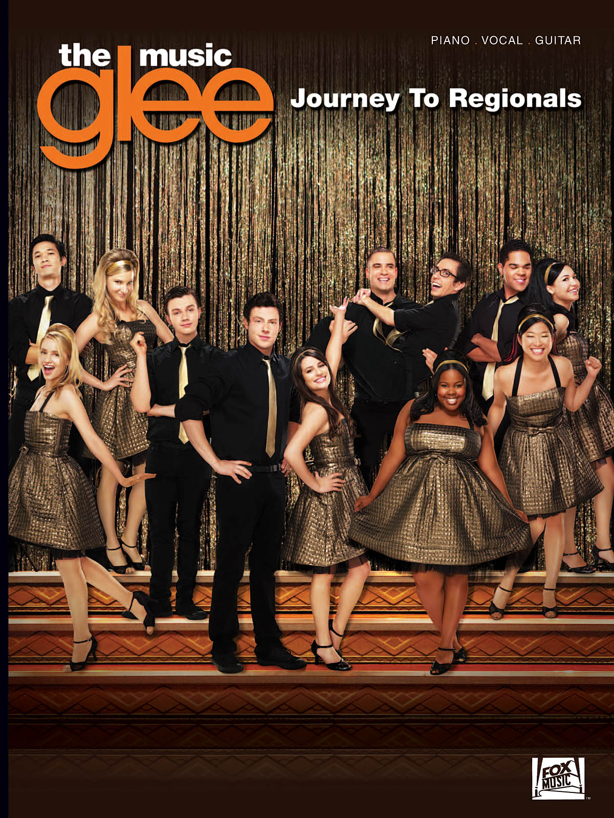 Glee: The Music - Journey to Regionals: Mixed Songbook