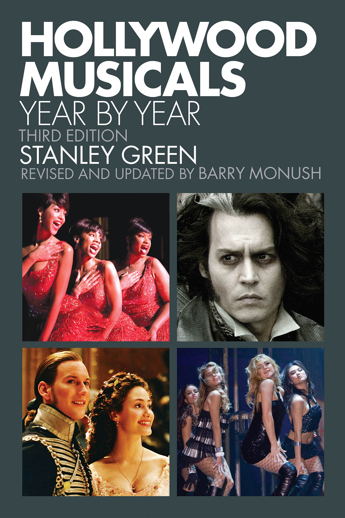 Hollywood Musicals Year By Year - Third Edition: Reference Books