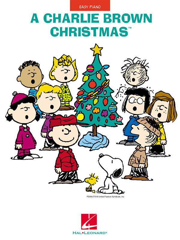 Vince Guaraldi: A Charlie Brown Christmas(TM): Easy Piano: Instrumental Album