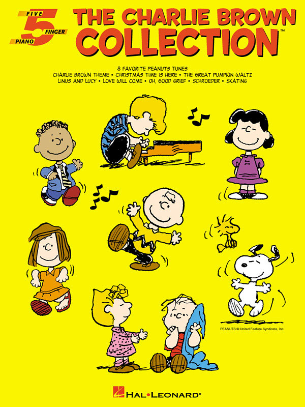 Vince Guaraldi: The Charlie Brown Collection(TM): Piano: Instrumental Album