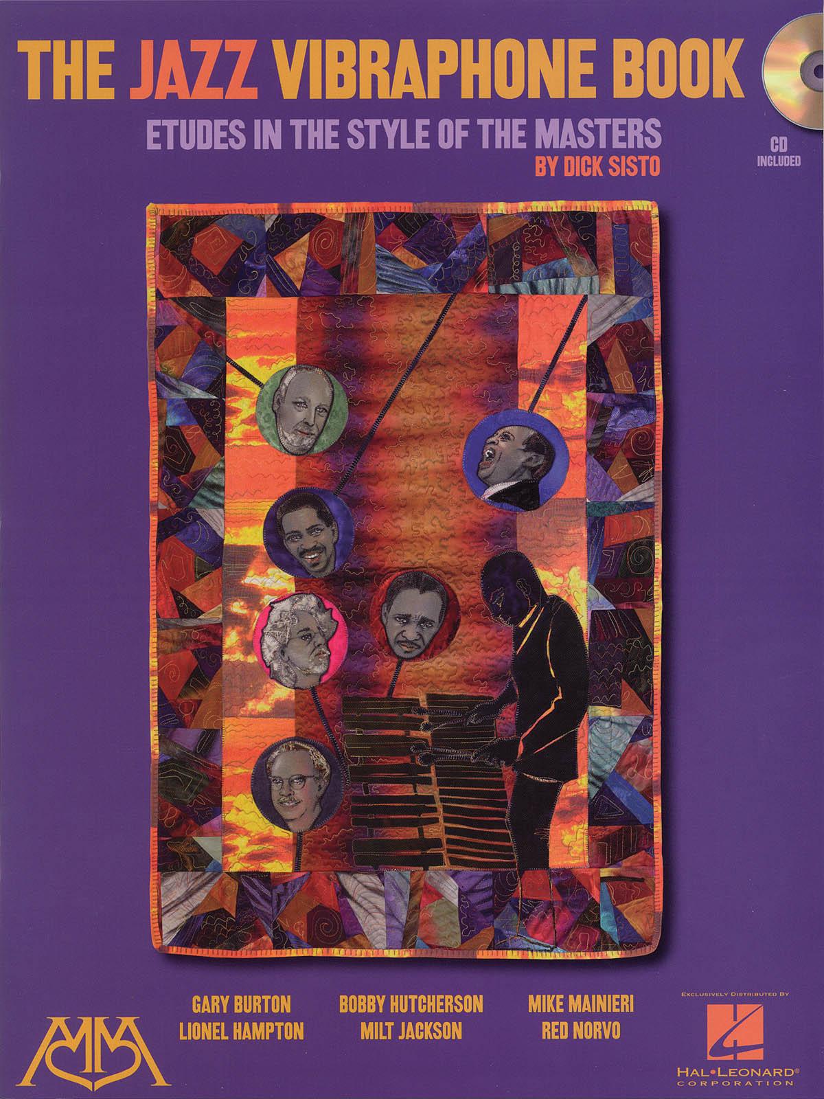 The Jazz Vibraphone Book: Vibraphone: Instrumental Album