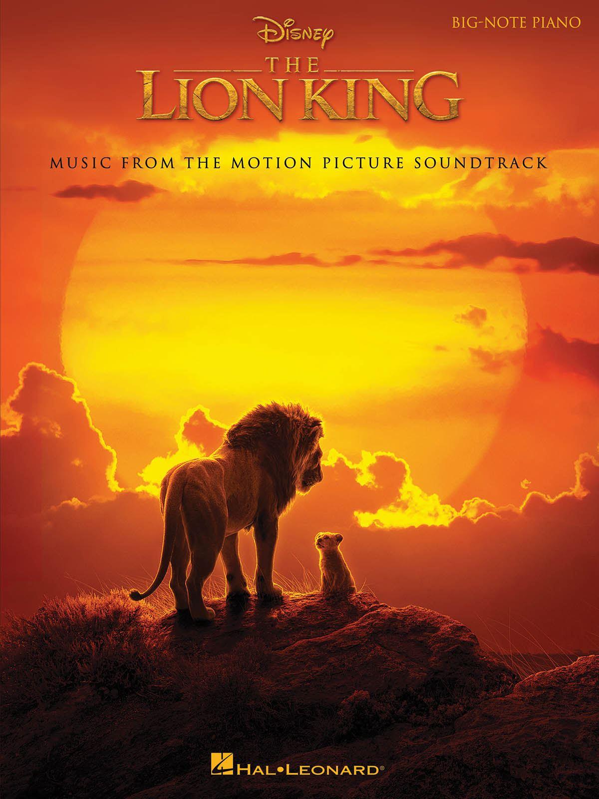 Elton John Hans Zimmer Tim Rice: The Lion King: Easy Piano: Instrumental Album