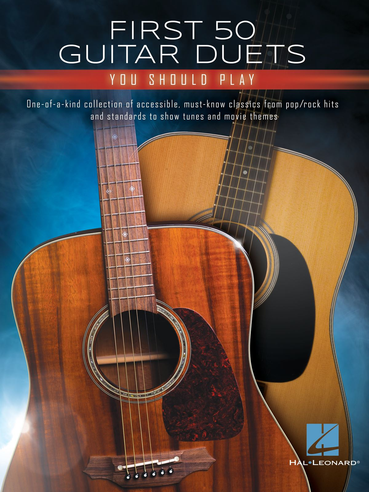 First 50 Guitar Duets You Should Play: Guitar Solo: Instrumental Album