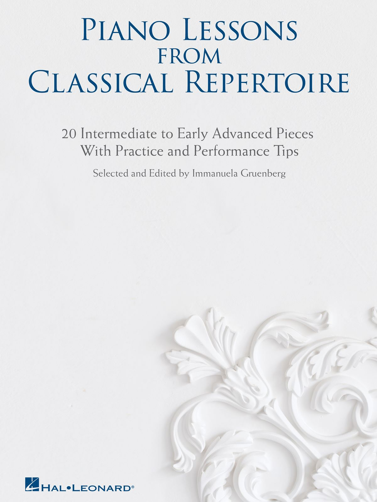 Piano Lessons From Classical Repertoire: Piano: Instrumental Collection