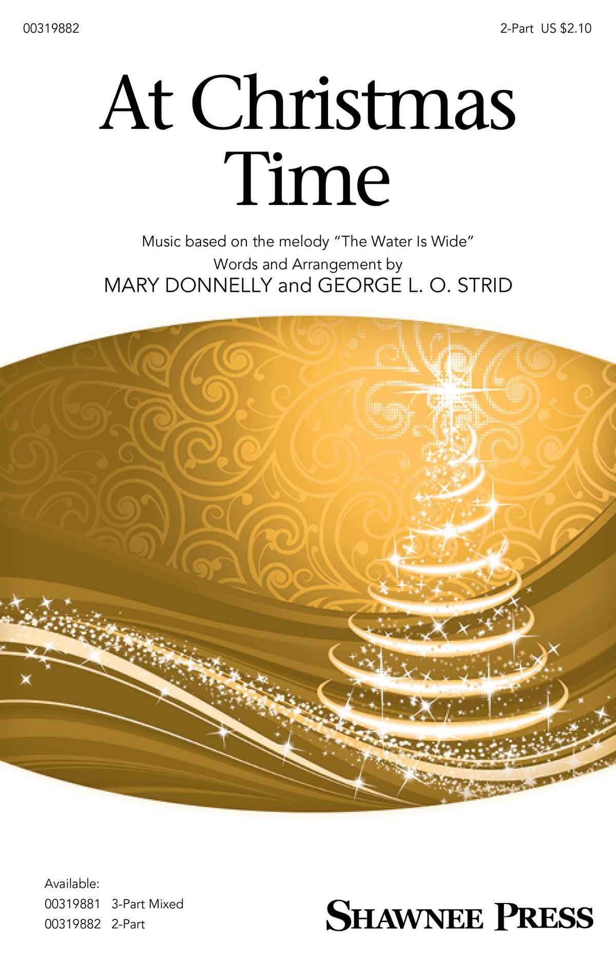 At Christmas Time: Mixed Choir a Cappella: Vocal Score