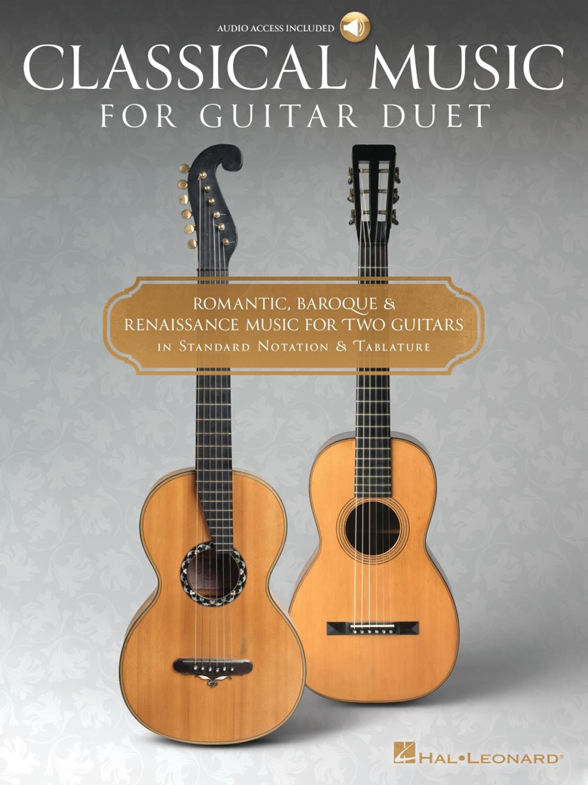 Classical Music for Guitar Duet: Guitar Solo: Instrumental Collection
