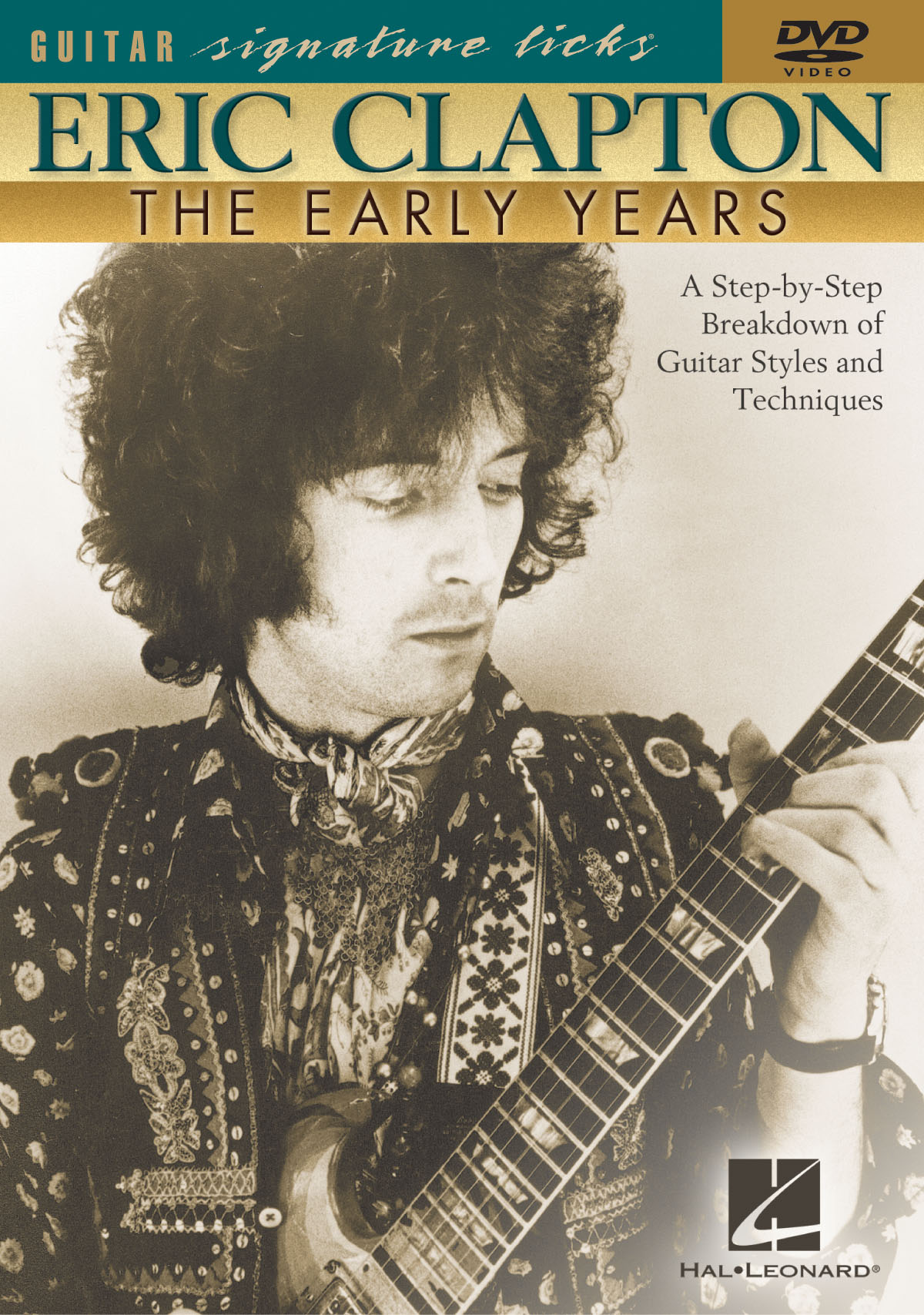 Eric Clapton: Eric Clapton - The Early Years: Guitar Solo: Instrumental Tutor