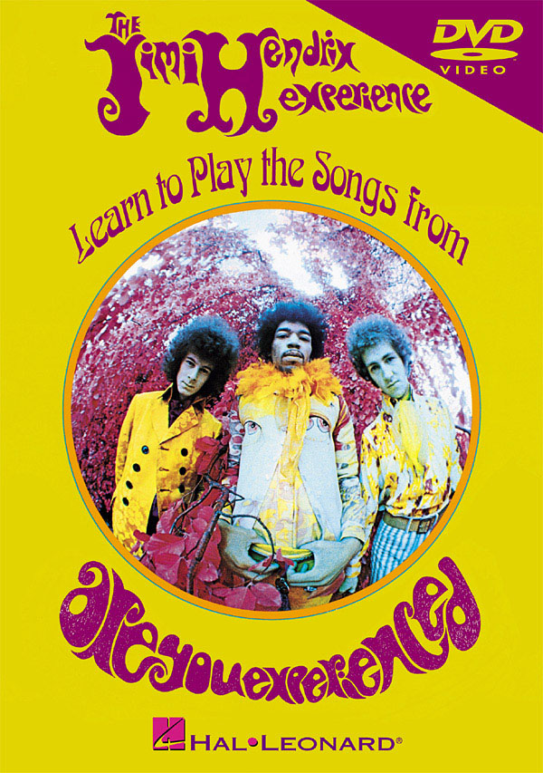 Jimi Hendrix: Learn to Play the Songs from Are You Experienced: Guitar Solo: