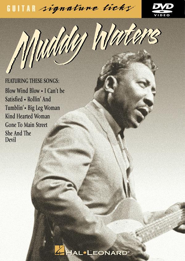 Bob Margolis: Muddy Waters: Guitar Solo: Instrumental Tutor
