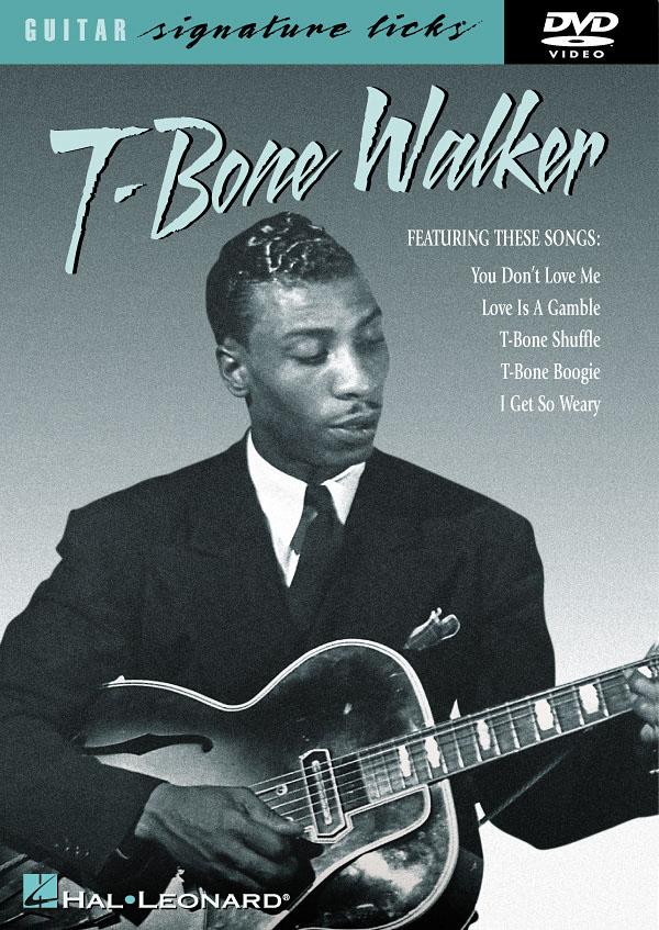 Duke Robillard: T-Bone Walker: Guitar Solo: Instrumental Tutor