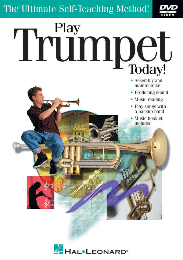 Play Trumpet Today! DVD: Trumpet Solo: Instrumental Tutor