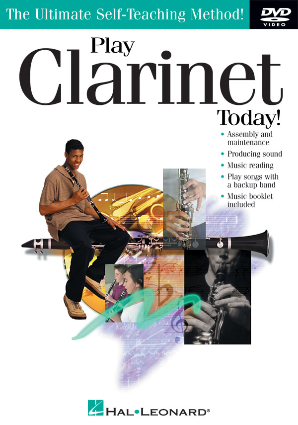 Play Clarinet Today!: Clarinet Solo: Instrumental Tutor