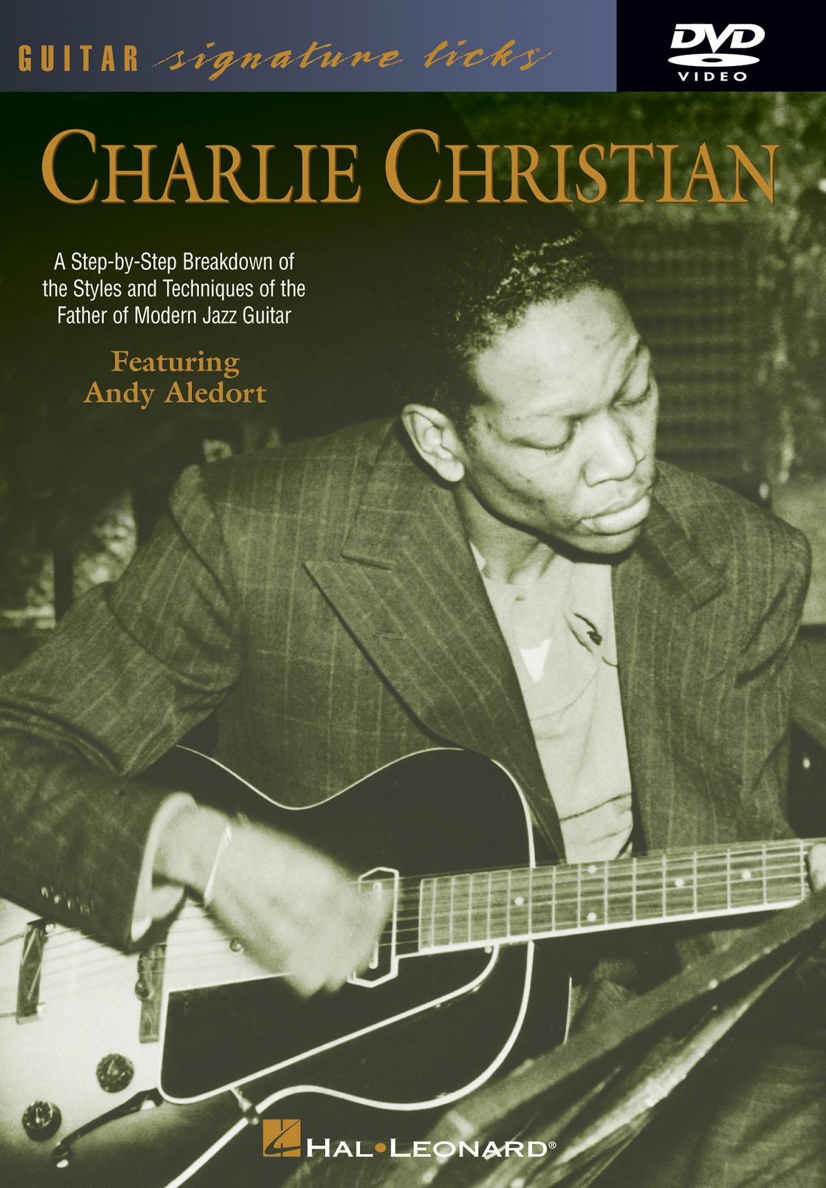 Charlie Christian: Charlie Christian: Guitar Solo: Instrumental Tutor