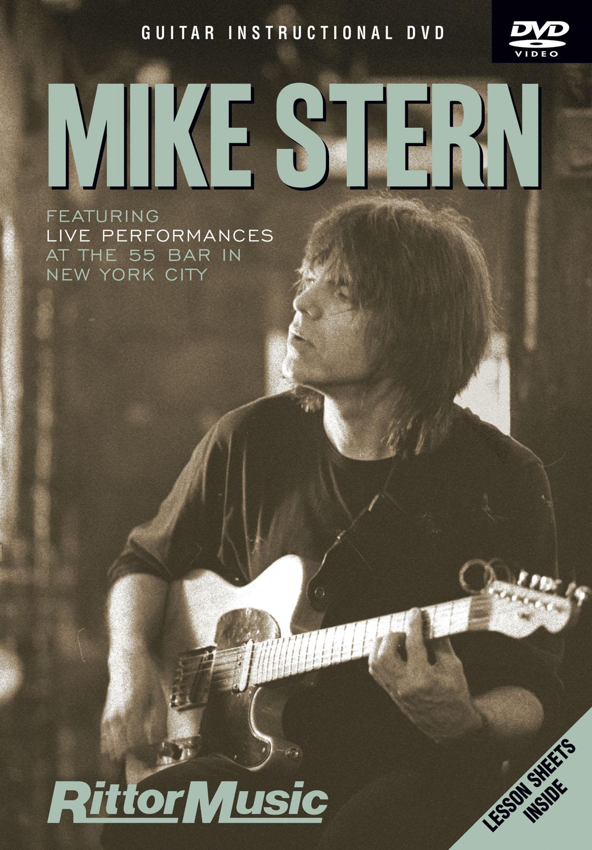 Mike Stern: Mike Stern: Guitar Solo: Instrumental Tutor