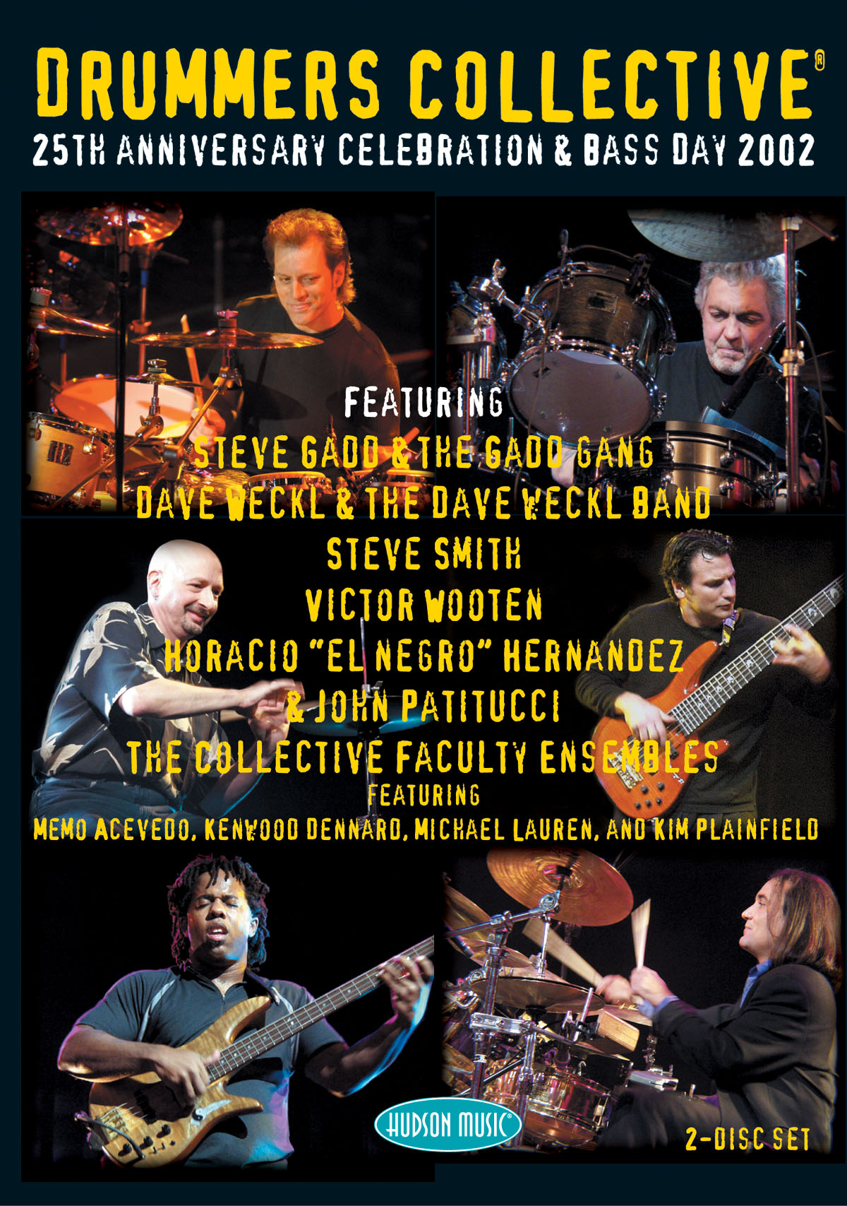 Drummers Collective: 25th Anniversary Celebration: Drums: Instrumental Reference