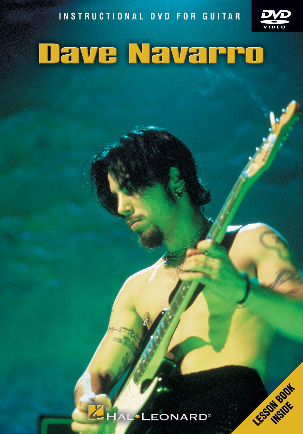 Dave Navarro: Dave Navarro: Guitar Solo: Instrumental Tutor