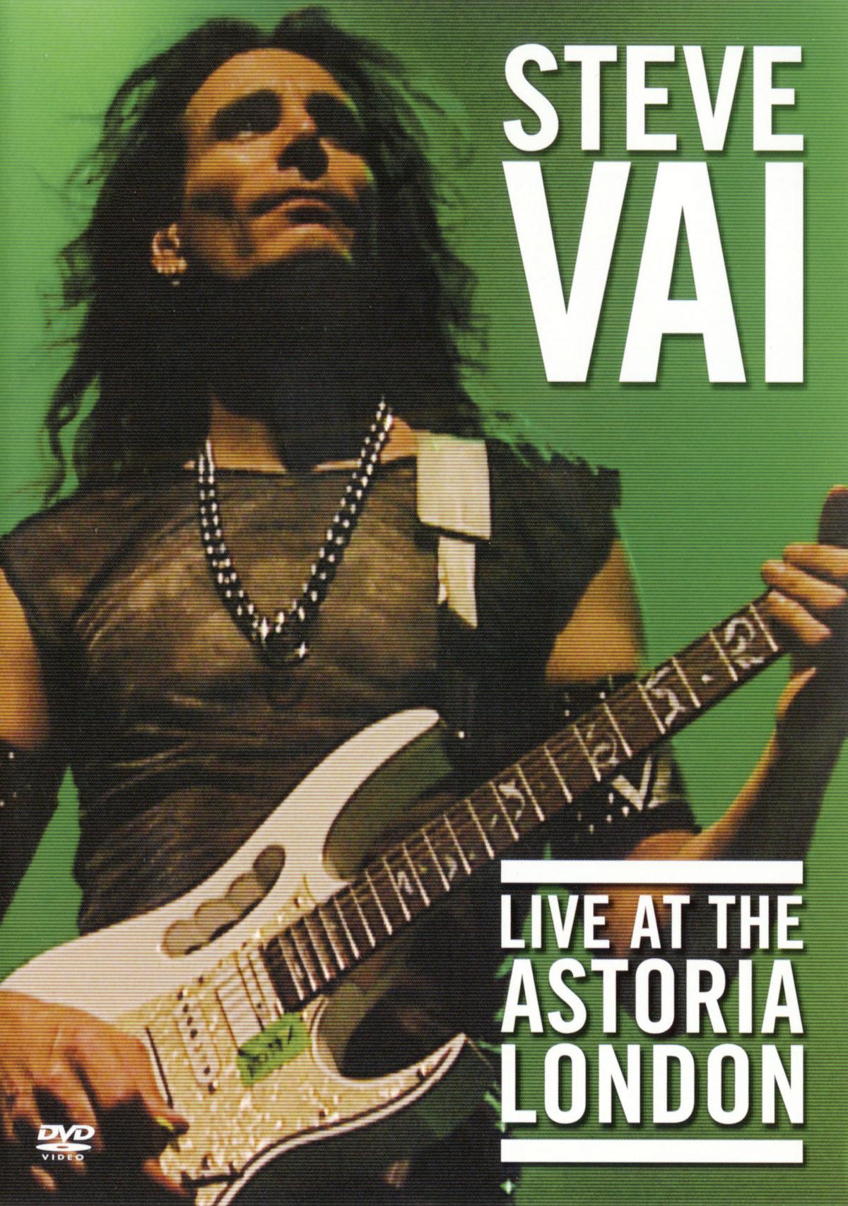 Steve Vai: Steve Vai - Live at the Astoria London: Guitar Solo: Recorded