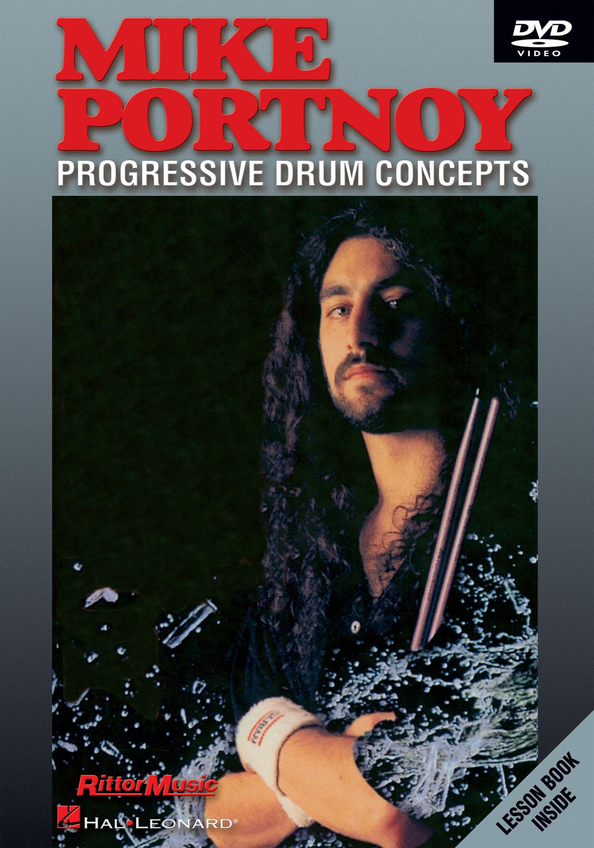 Mike Portnoy: Mike Portnoy: Progressive Drum Concepts: Drums: Instrumental Tutor