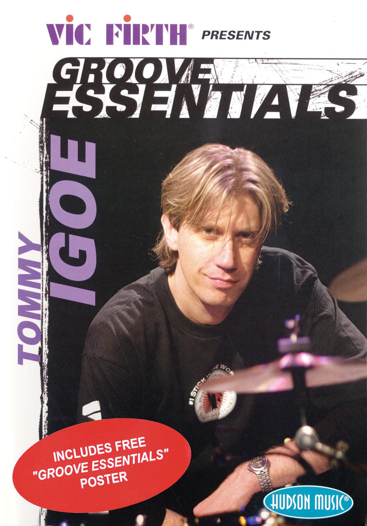 Tommy Igoe: Groove Essentials: Drums: Instrumental Tutor