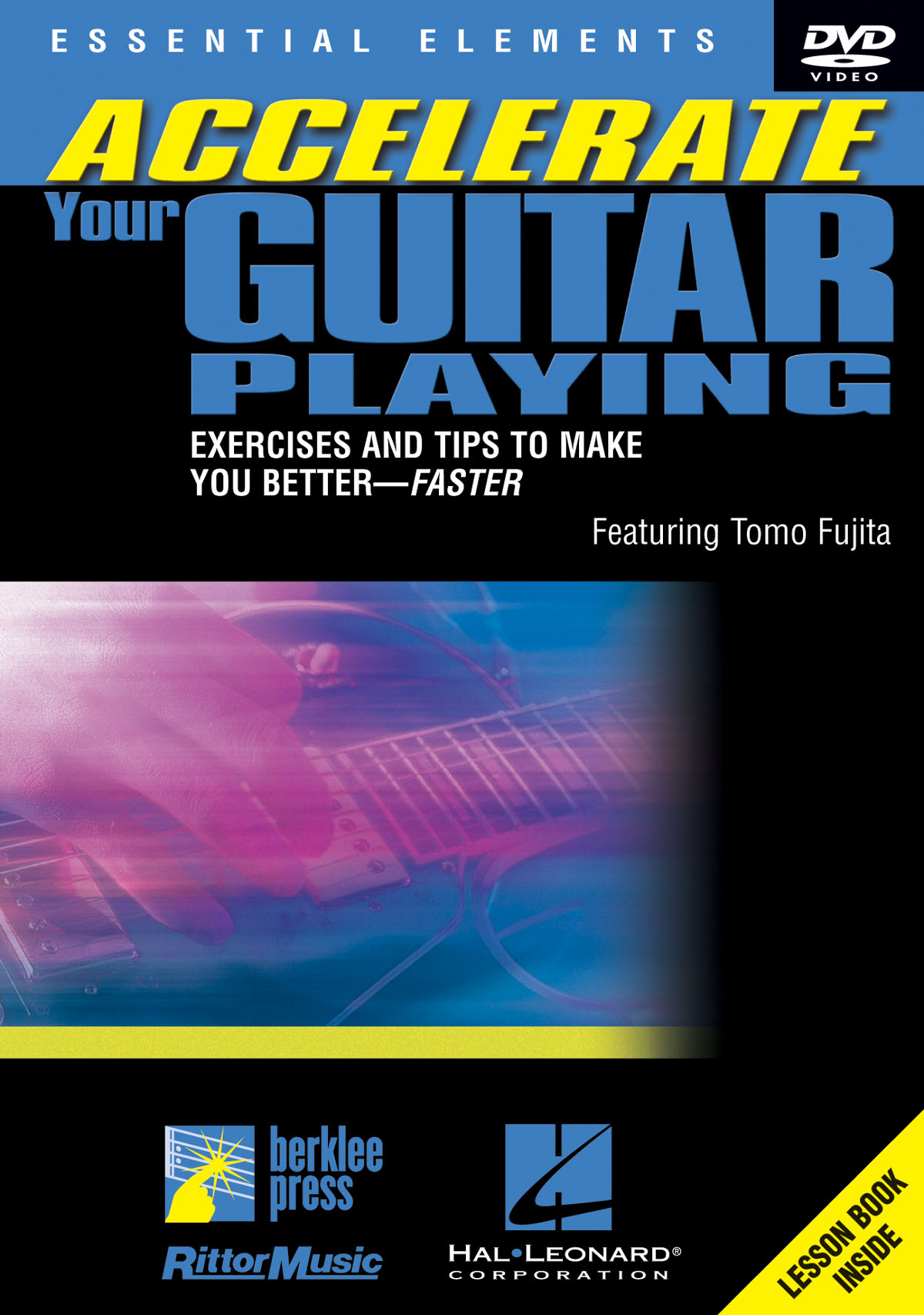 Accelerate your guitar playing: Guitar Solo: Instrumental Tutor