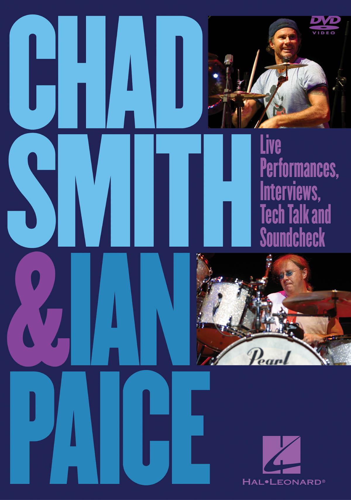 Chad Smith Ian Paice: Chad Smith & Ian Paice: Drums: Artist Songbook