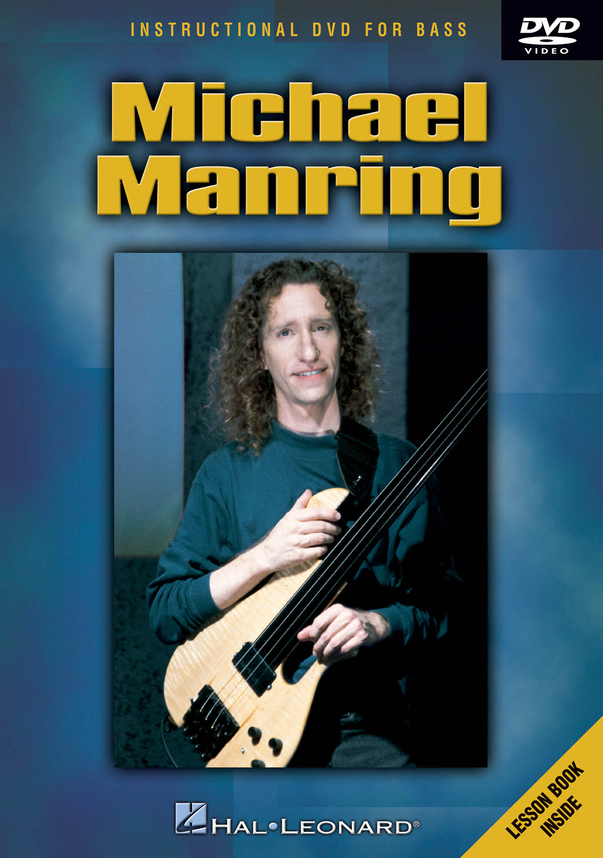 Michael Manring: Michael Manring: Bass Guitar Solo: Instrumental Tutor
