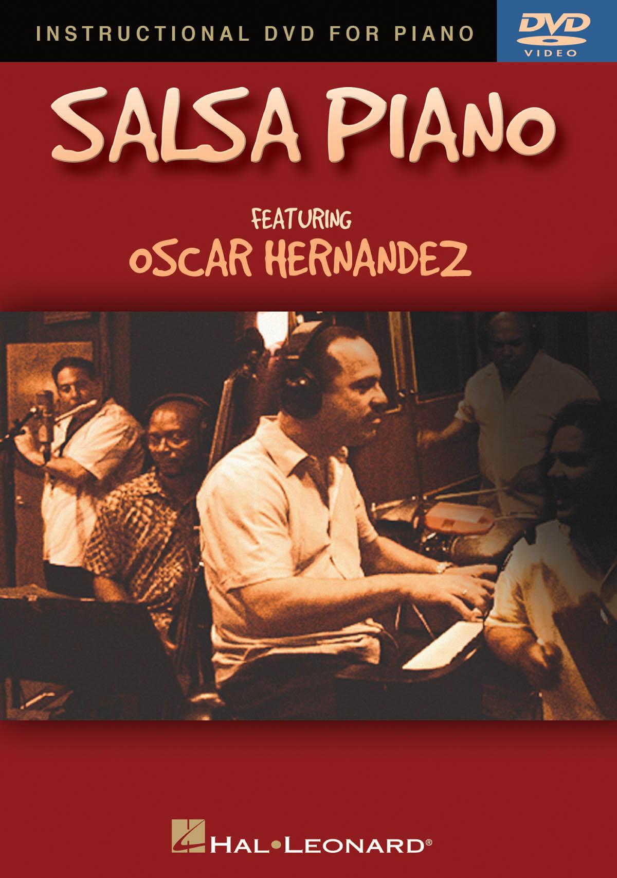 Salsa Piano: Piano: Instrumental Tutor