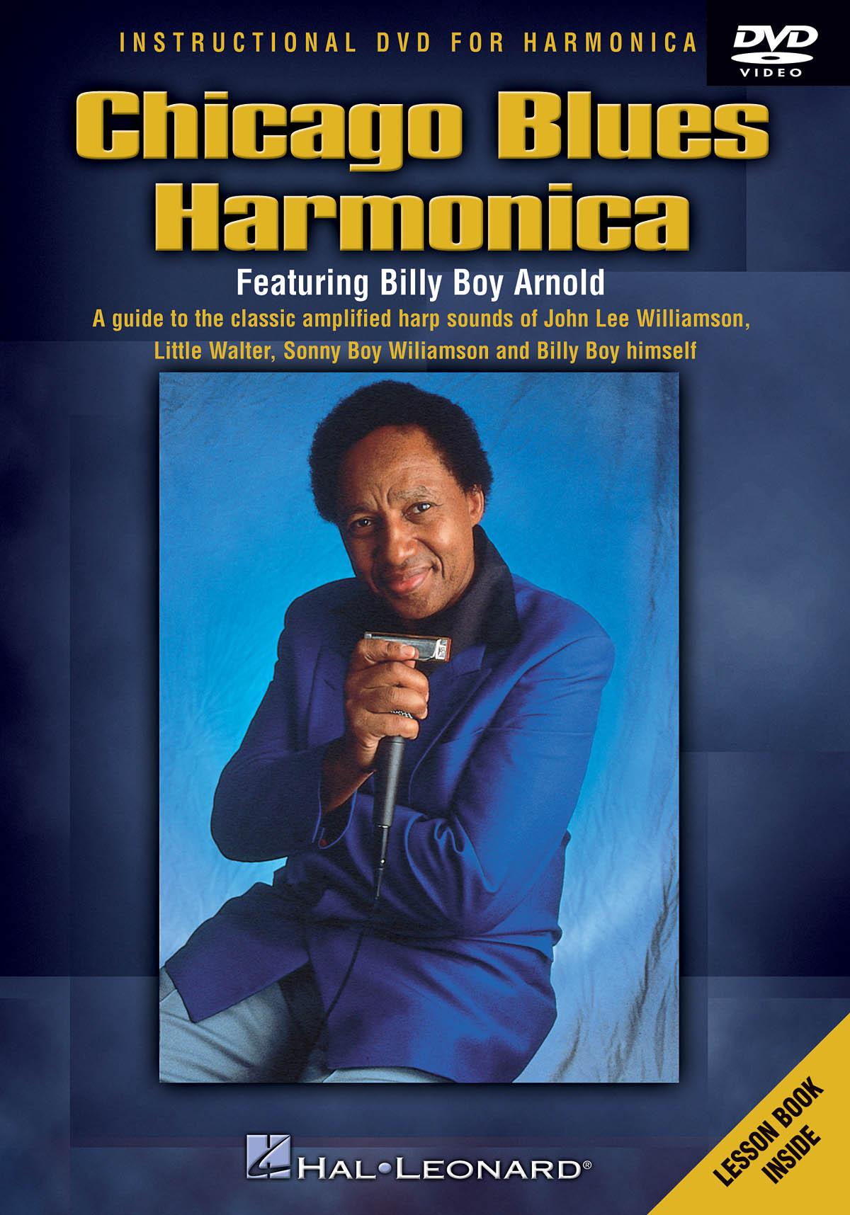 Chicago Blues Harmonica: Harmonica: Instrumental Tutor