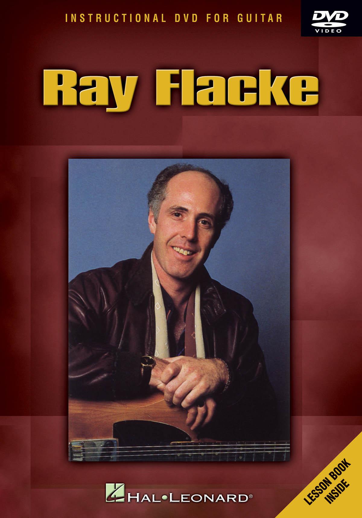 Ray Flacke: Ray Flacke: Guitar Solo: Instrumental Tutor