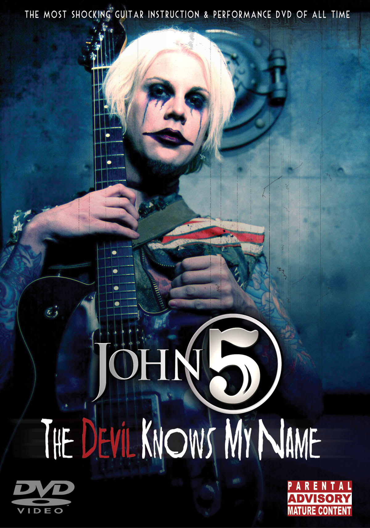 John 5: John 5 - The Devil Knows My Name: Guitar Solo: Instrumental Tutor