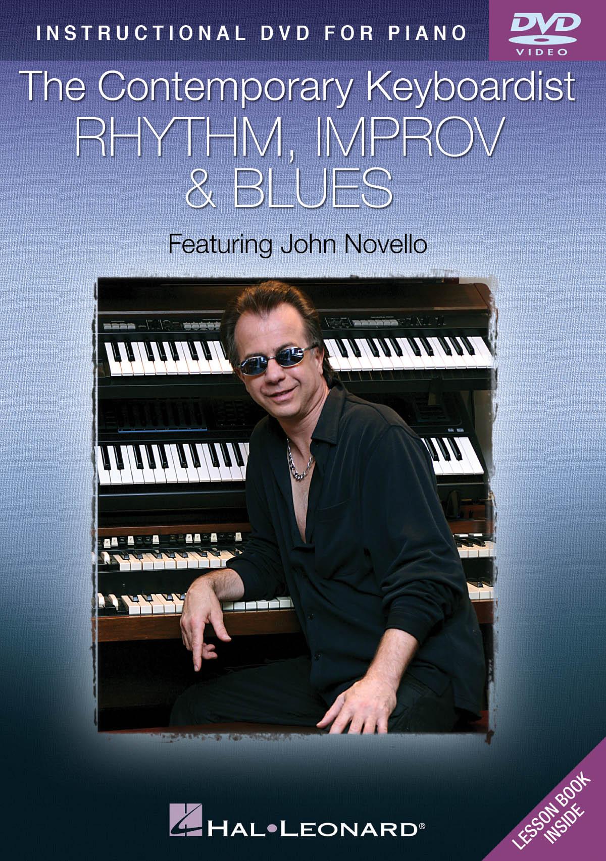 John Novello: The Contemporary Keyboardist: Keyboard: Instrumental Tutor