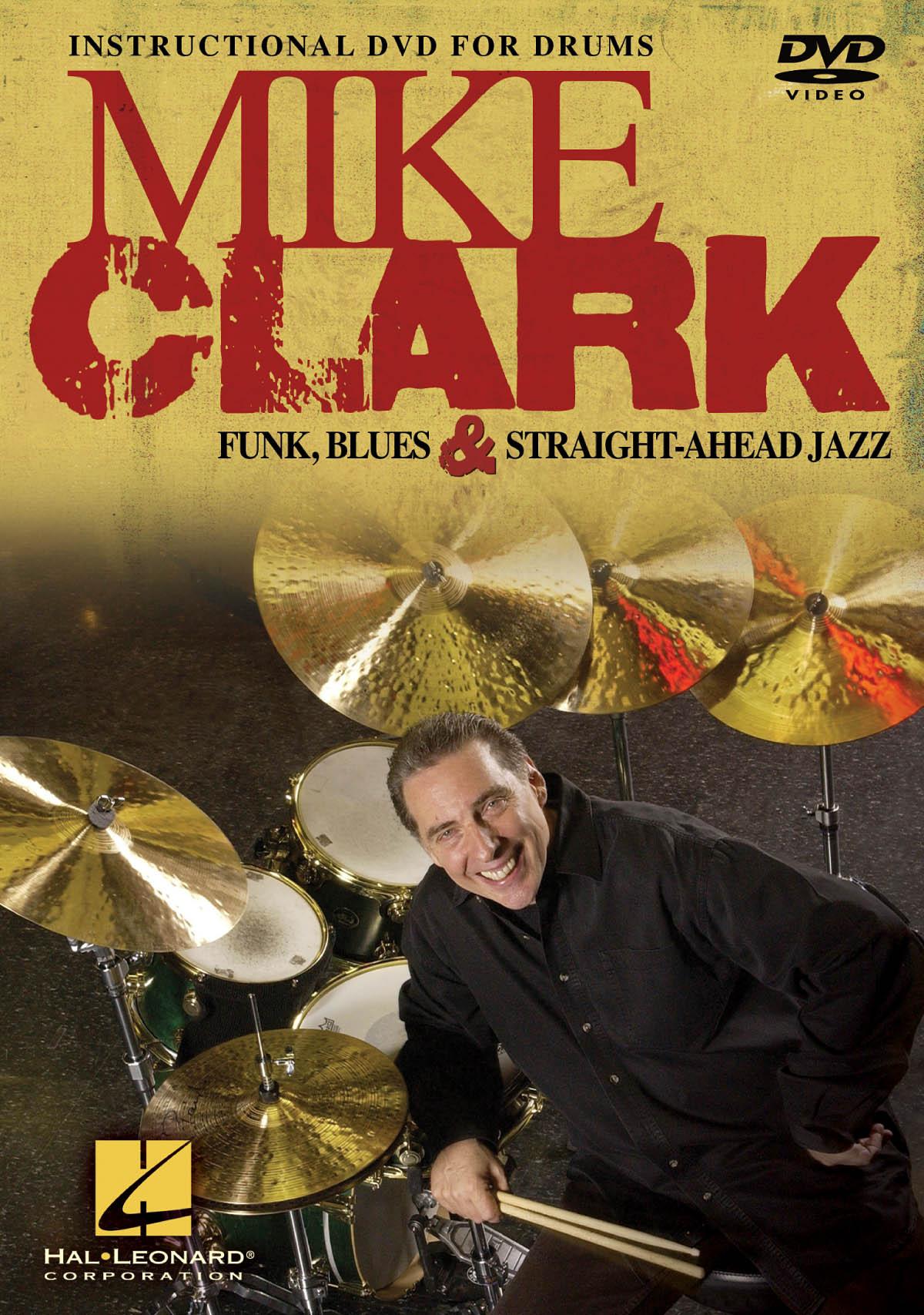 Mike Clark: Mike Clark: Drums: Instrumental Tutor