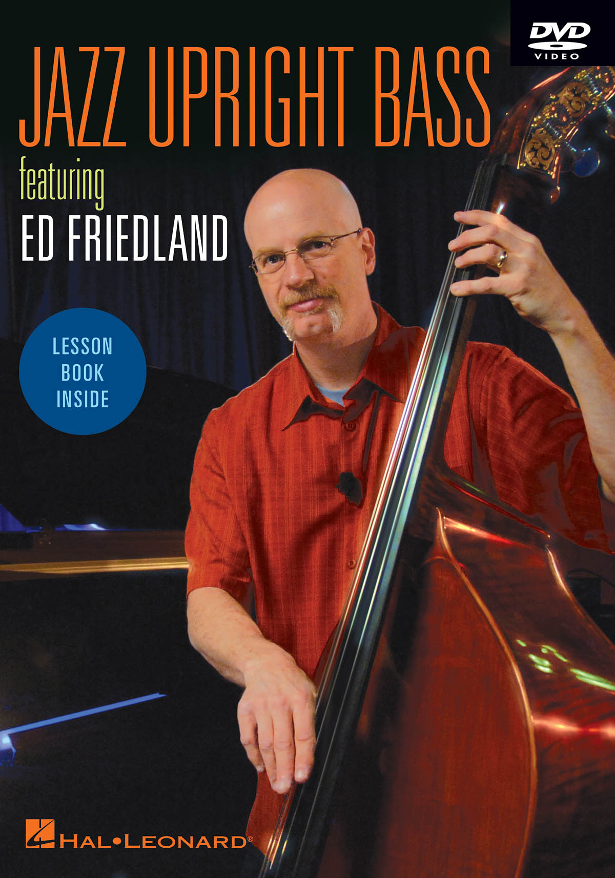 Jazz Upright Bass: Double Bass Solo: Instrumental Tutor