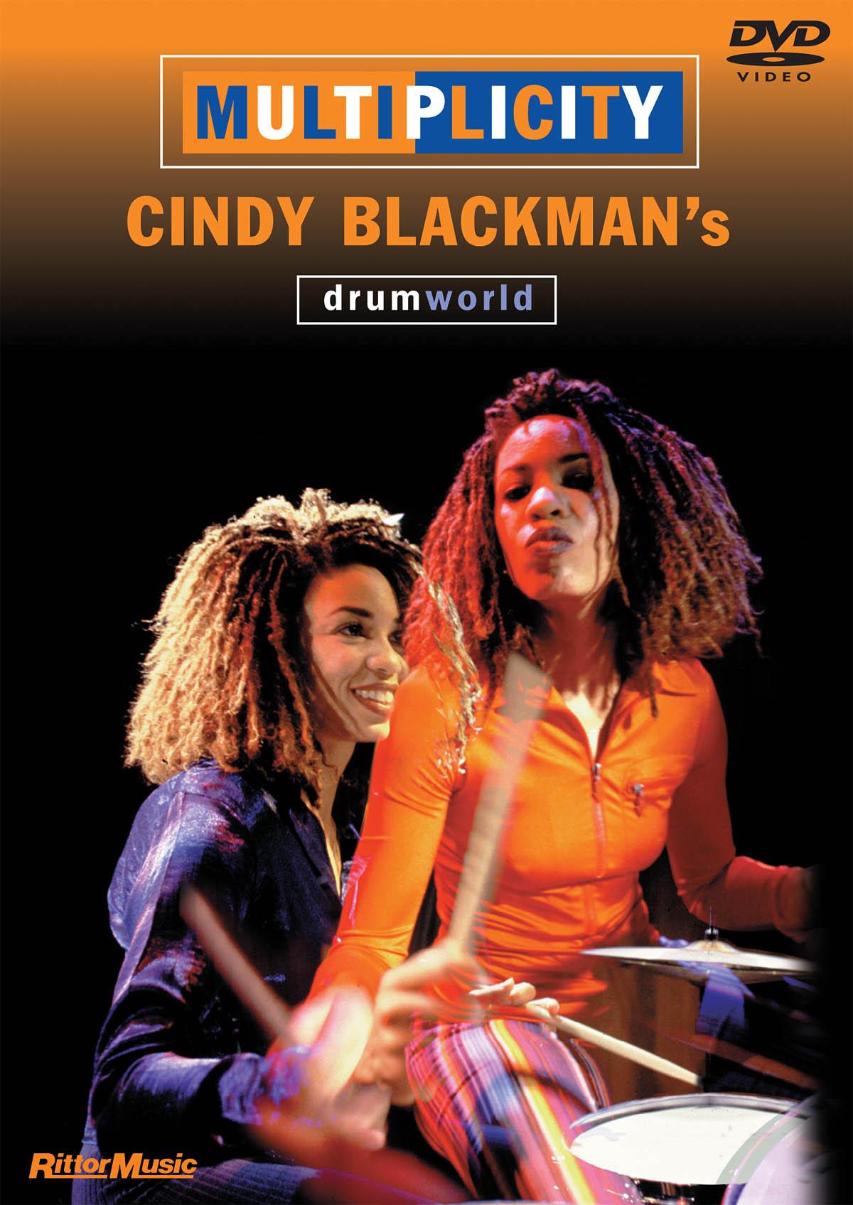 Cindy Blackman - Multiplicity: Drums: Instrumental Tutor