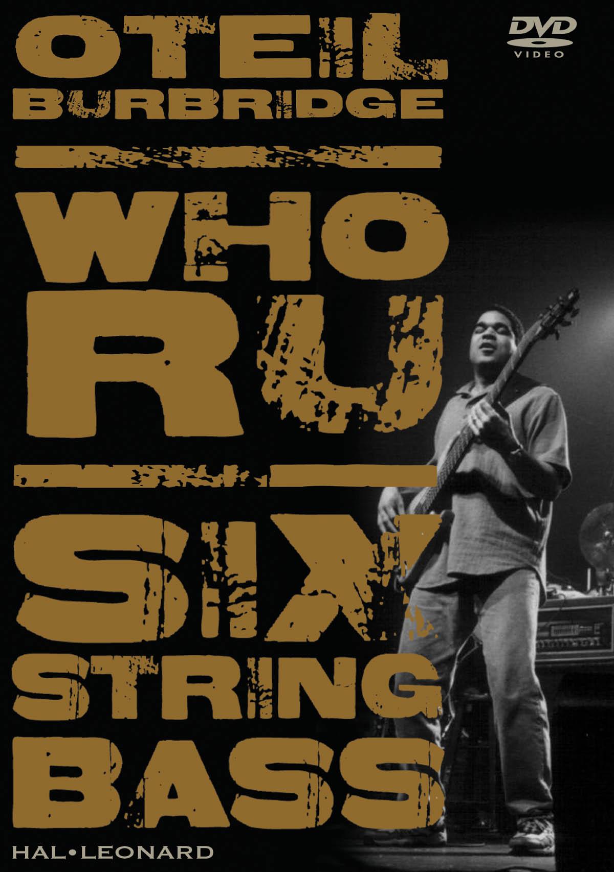 Oteil Burbridge: Oteil Burbridge - Who RU: Bass Guitar Solo: Instrumental Tutor
