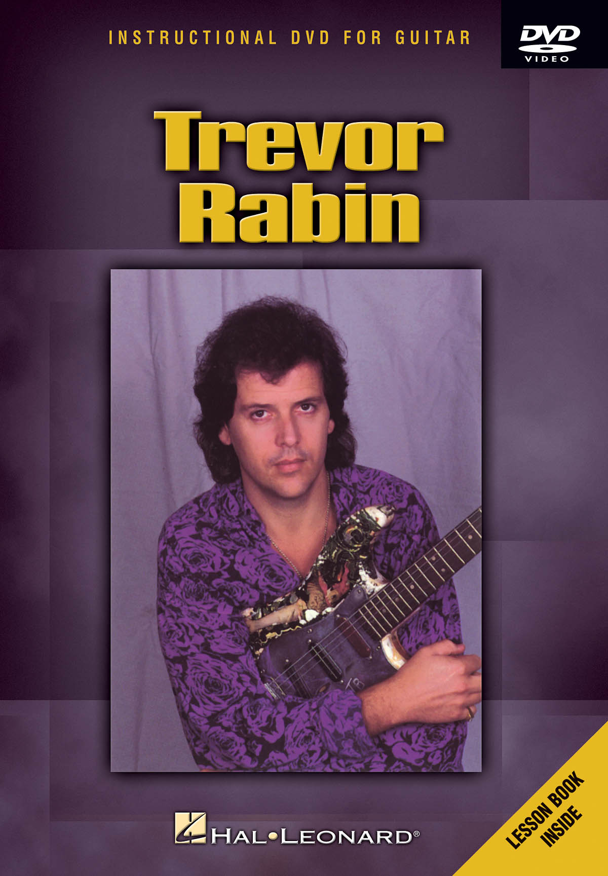 Trevor Rabin: Trevor Rabin: Guitar Solo: Instrumental Tutor