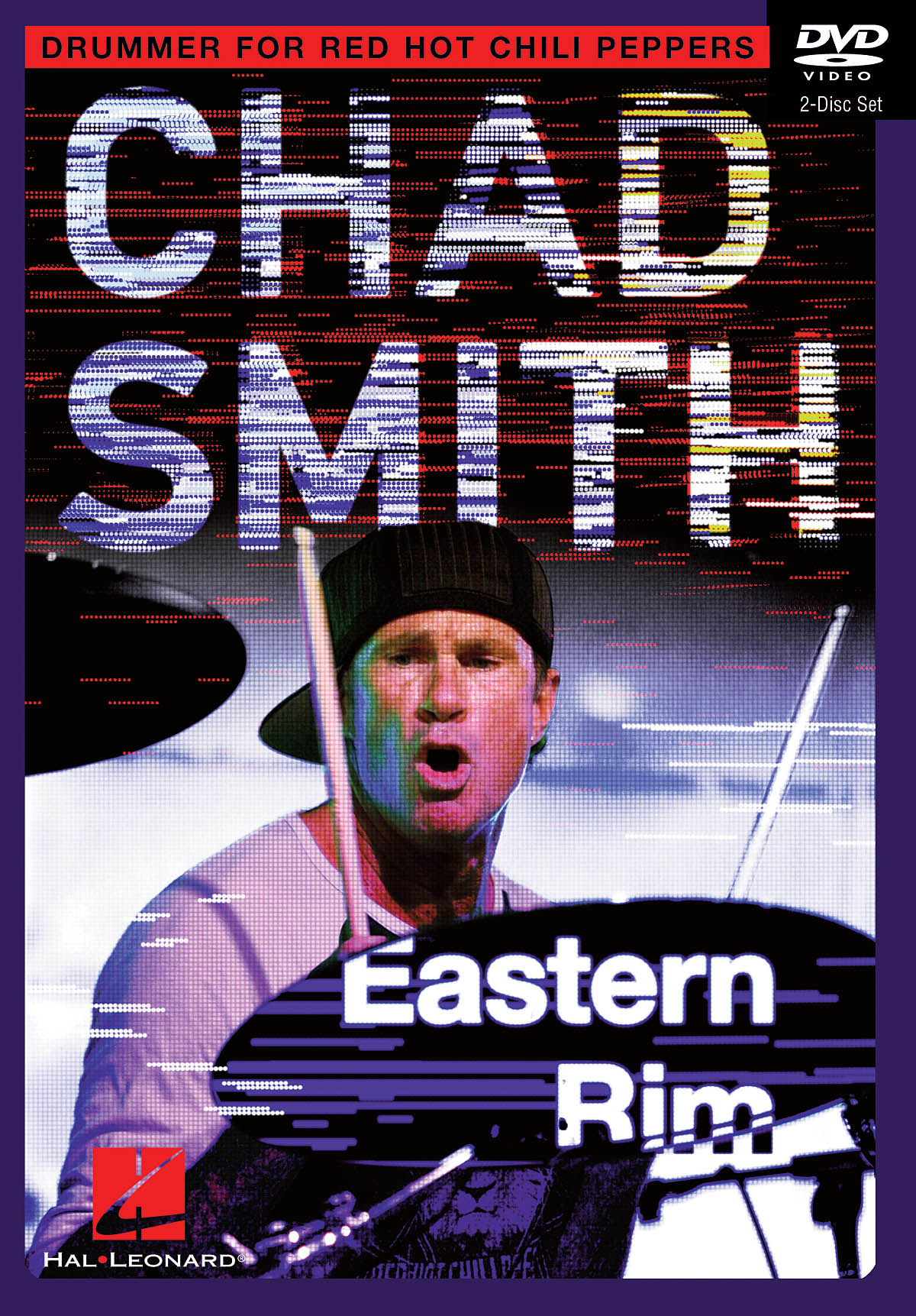 Chad Smith Red Hot Chili Peppers: Chad Smith - Eastern Rim: Guitar Solo: