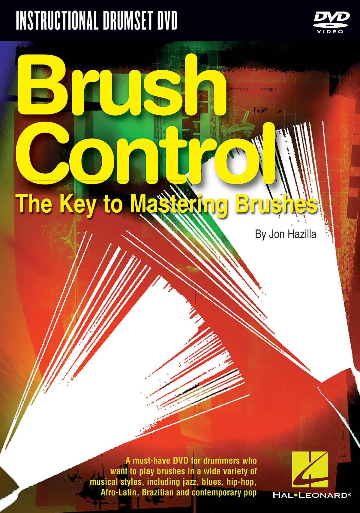 Brush Control: Drums: Instrumental Tutor
