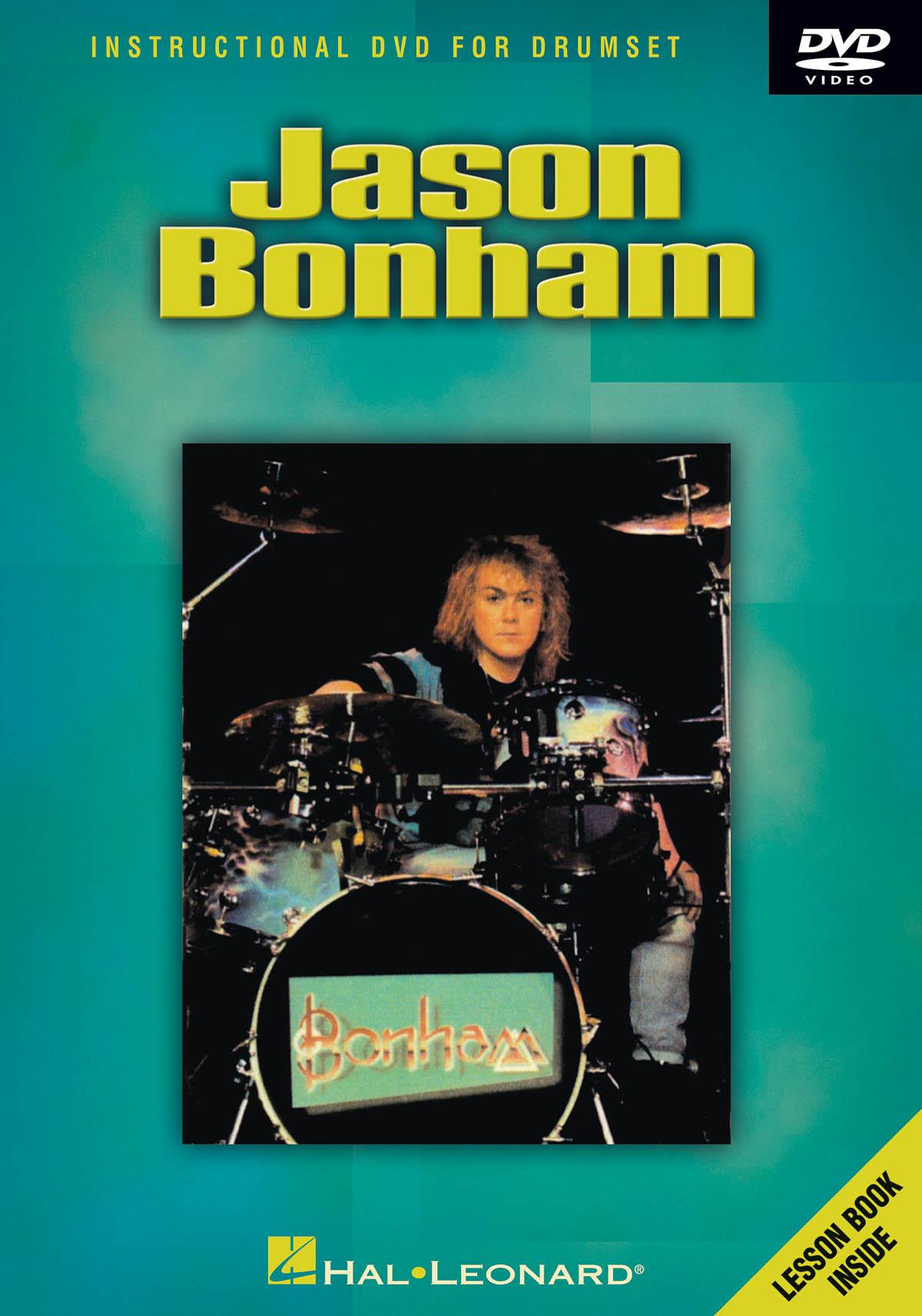 Jason Bonham: Jason Bonham: Drums: Instrumental Tutor