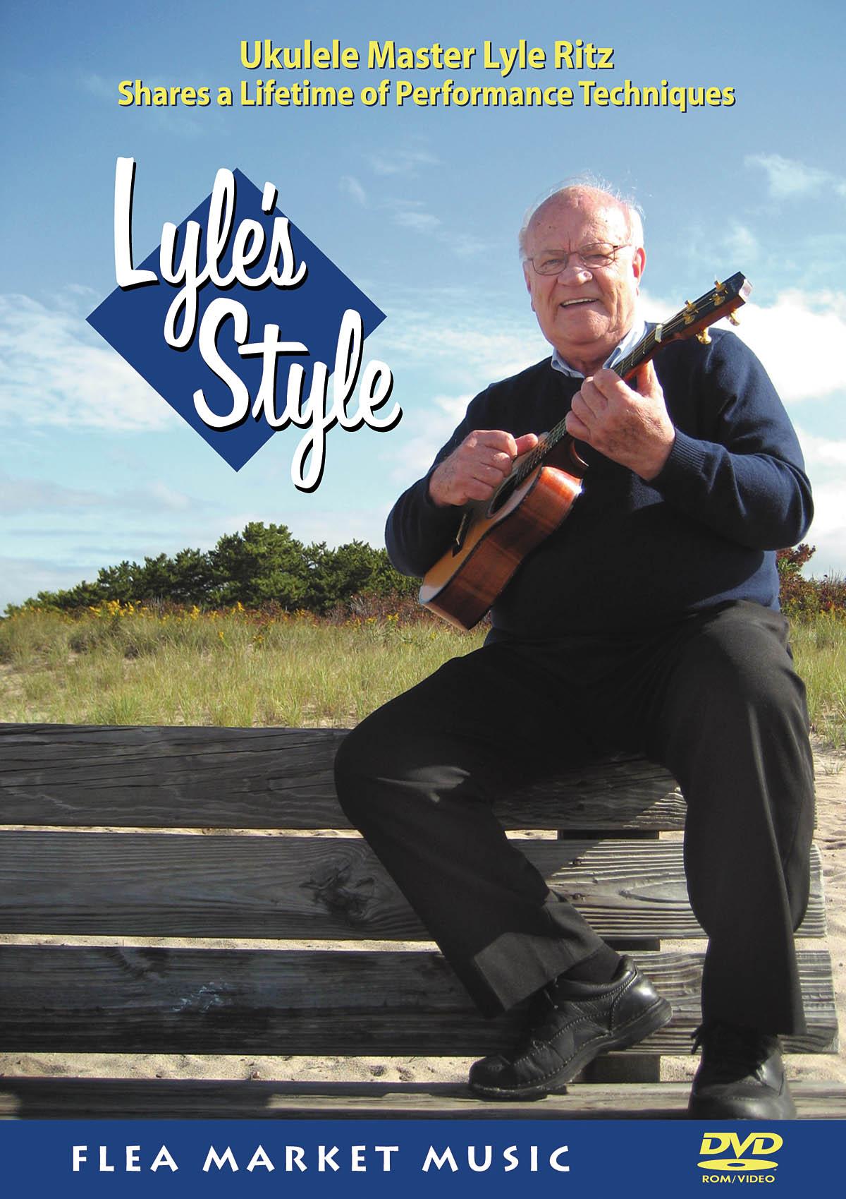 Lyle Ritz: Lyle's Style: Ukulele Solo: Instrumental Tutor